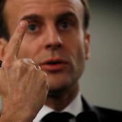 Guillaume Tabard: «Macron, par-delà les corps intermédiaires»