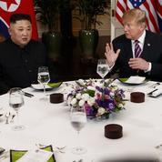 Au Vietnam, Kim et Trump affichent leur bonne relation