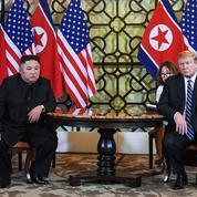 Sommet de Hanoï: Kim et Trump dans l'impasse nucléaire