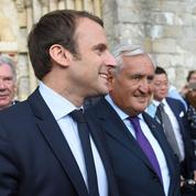«En ralliant Emmanuel Macron, Jean-Pierre Raffarin réalise le vieux rêve giscardien»