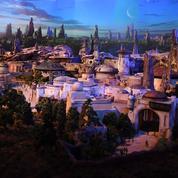 Disneylandreconstitue une planète de Star Wars pour emmener ses visiteurs dans une lointaine galaxie