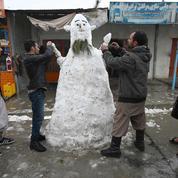 Kaboul se prépare au retour des talibans