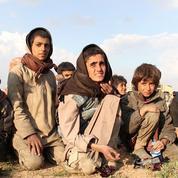 L'effroyable odyssée des enfants yazidis prisonniers de Daech