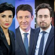 Municipales: qui sont les prétendants à la mairie de Paris?