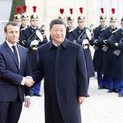 Paris mise sur l'Europe unie face à Pékin