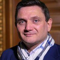 Vincent You, adjoint «Finances, politiques contractuelles, fonds européens» de la mairie d'Angoulême.
