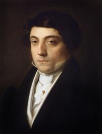 Portrait de Gioacchino Rossini (1822)
