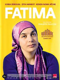 Affiche de <i>Fatima</i>.