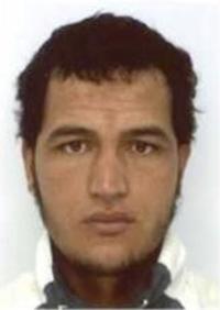Le parquet terroriste allemand a émis un avis de recherche européen contre le tunisien Anis Amri.