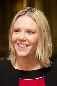 La ministre de l'immigration norvégienne, Sylvi Listhaug, issue, du Parti du Progrès.
