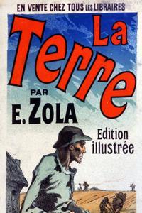 Buteau, Jésus-Christ... les personnages de «La Terre» paru en 1887. Un roman particulièrement violent d'Émile Zola.