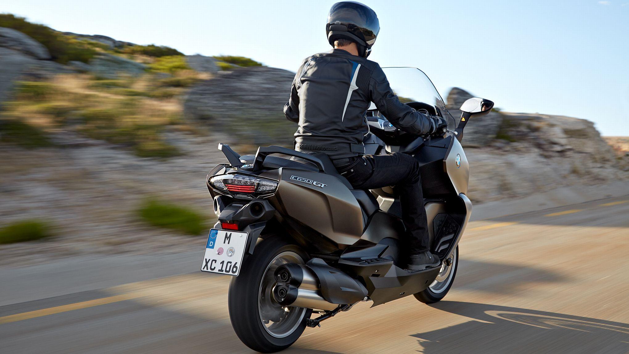 bmw r vise son maxi scooter c 650 gt. Black Bedroom Furniture Sets. Home Design Ideas