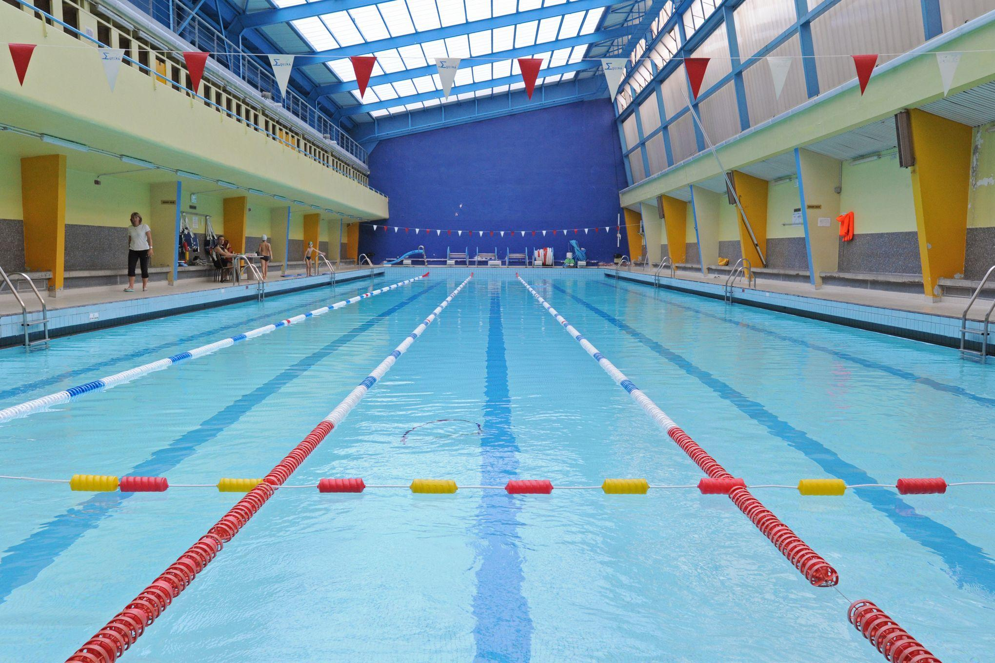 Les meilleures piscines de paris for Aquagym piscine paris