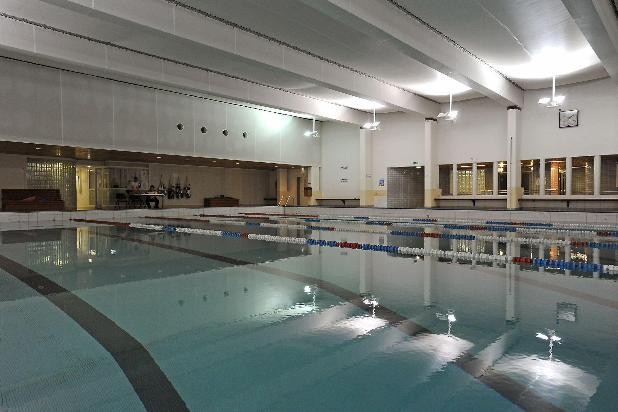Les meilleures piscines de paris - Horaire de piscine paris ...