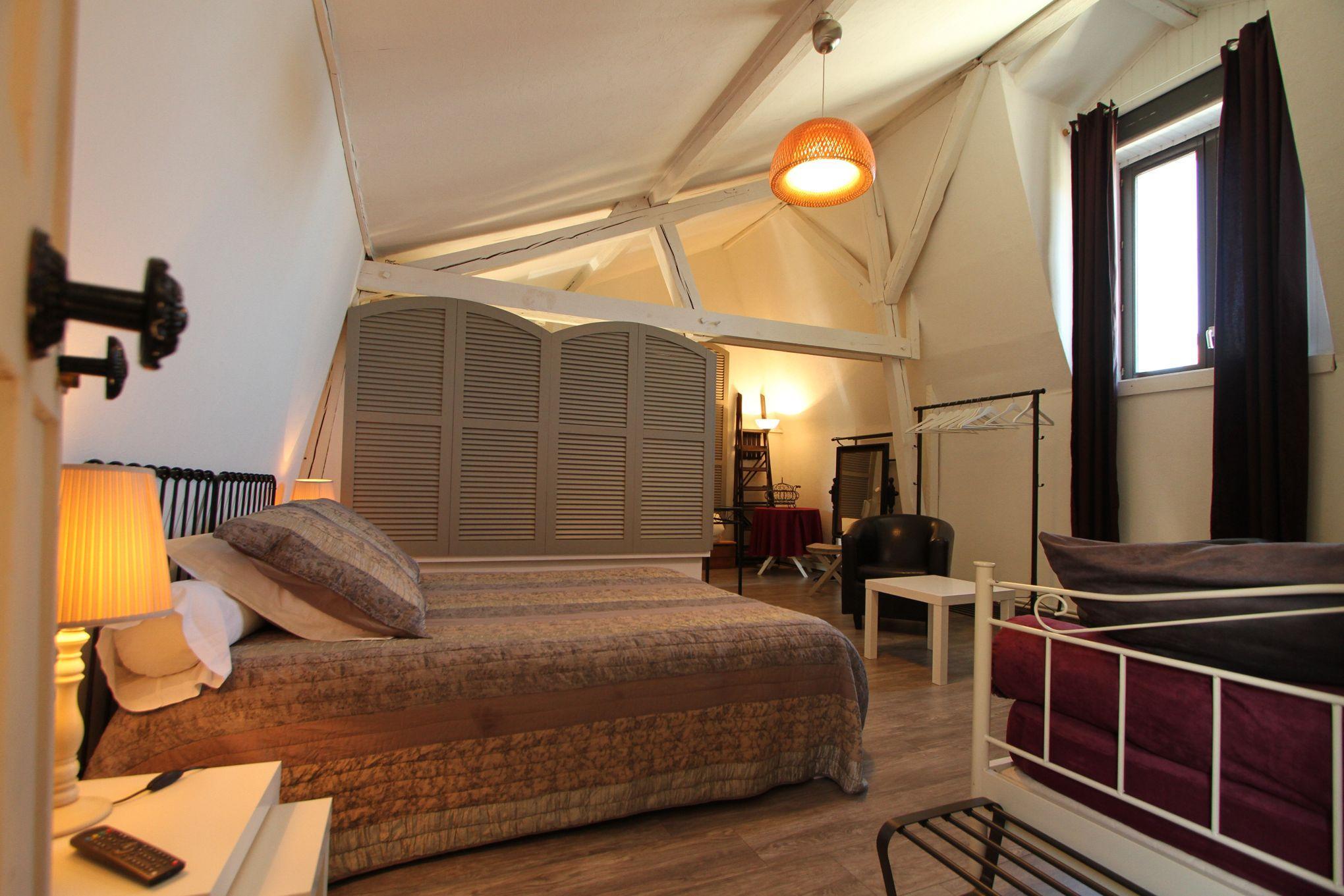nos plus belles chambres d 39 h tes dans le nord est et l 39 ile de france. Black Bedroom Furniture Sets. Home Design Ideas