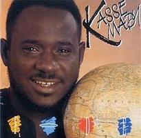 La pochette du premie;r disque de Kassé Mady Diabaté, «Fodé»
