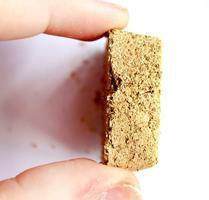 Echantillon de matériaux de Termatière ©Caroline Grellier
