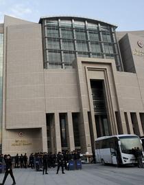 La prise d'otage a eu lieu dans le palais de Justice d'Istanbul.