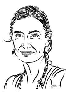 Agnès Verdier-Molinié, directrice de la Fondation iFrap