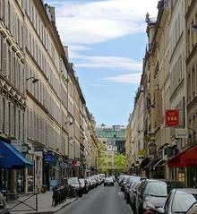 Rue Vignon (VIIIe et IXe).