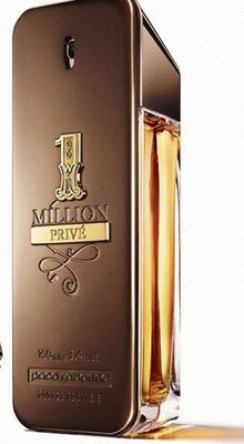 L'édition 2016 du parfum, One Million Privé pour homme.