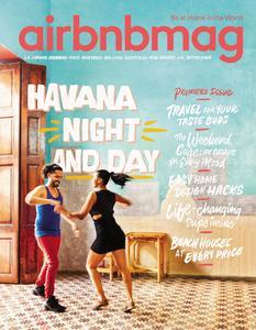 Depuis deux mois, 50.000 exemplaires du premier numéro d'Airbnbmag ont été diffusés.
