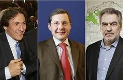 Jérôme Guedj, Philippe Bas et Christian Favier