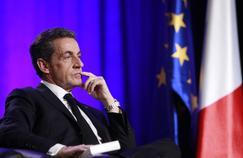 Nicolas Sarkozy est désormais identifié par tous comme l'homme en forme du moment.