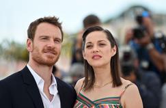 Michael Fassbender et Marion Cotillard sont venus présenter ce samedi au Festival de Cannes le deuxième film de Justin Kurzel, Macbeth, sélectionné en compétition officielle.