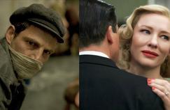Sur la Croisette, il se murmure que deux films tiennent la corde pour la Palme d'or. <i>Le Fils de Saul</i> du cinéaste hongrois László Nemes et le film de l'Américain Todd Haynes <i>Carol</i> avec Cate Blanchett et Rooney Mara.