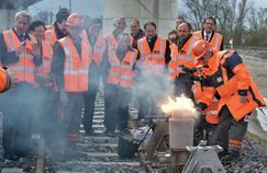 La SNCF s'est engagée à rembourser les éventuels agios induits par les dysfonctionnements (Crédit: Patrick HERTZOG/AFP)