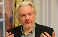 Julian Assange est refugié depuis 2012à l'ambassade d'Équateur au Royaume-Uni.