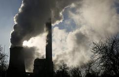 Une centrale à charbon de Frimmersdorf, à l'ouest de Cologne.