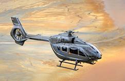 Un hélicoptère Airbus H145 dans le ciel bolivien, le 27 avril.