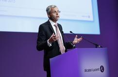 Michel Combles, l'ancien président d'Alcatel.