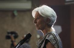Christine Lagarde, le 1erseptembre 2015.