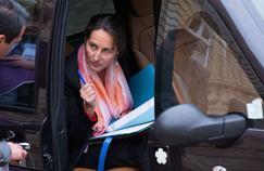 Ségolène Royal au Sénat, le 29 avril 2014.