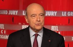 Alain Juppé au Grand Jury, le 4 octobre 2015.
