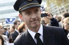 Un pilote Air France.