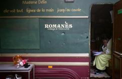 Jane Birkin, Calogero, Pierre Lescure et d'autres personnalités du monde de la culture se mobilisent pour soutenir le Cirque tzigane Romanès, victime de violences racistes depuis plusieurs mois dans le XVIe arrondissement de Paris.