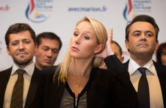 Marion Marechal-Le Pen le 28 novembre.