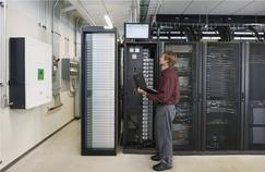 L'Ecoblade de Schneider Electric se compose de plusieurs batteries: leur nombre dépend de la puissance qu'on veut obtenir.