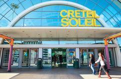 Le centre commercial Créteil Soleil, à Créteil (Val-de-Marne).