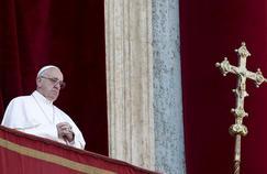 Le pape François a dénoncé vendredi dans son traditionnel message de Noël «les atroces actions terroristes»