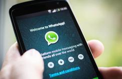 L'application WhatsApp (Shutterstock)