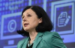 Věra Jourová, la commissaire européenne à la justice