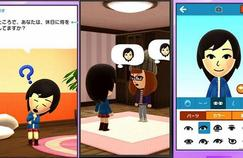 L'application pour smartphone Miitomo