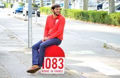 Thomas Huriez, créateur de 1083, marque de jeans «borne in France».