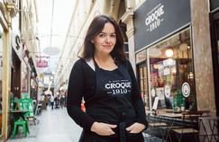 Alexandra Gillot-Pétré acréé son restaurant en 2014. Comme elle, chaque année, 500.000personnes décident de se mettre àleur compte.