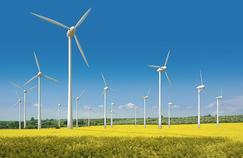 La production d'énergie éolienne a bondi de 23% en 2015.